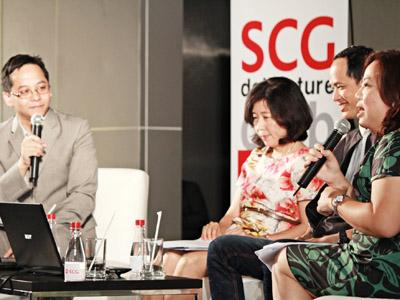 SCG Debenture Club
